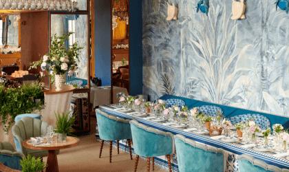 Cocktails et street-food à partager au Café Lapérouse