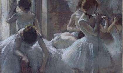 Degas pas à pas au Musée d'Orsay