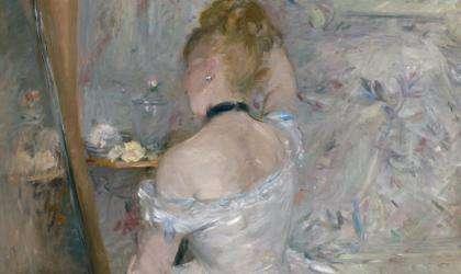 Berthe Morisot annonce la couleur au Musée d'Orsay