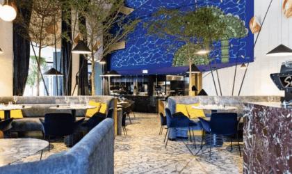 DAROCO 16. Vive Daroco. La pizzeria la plus mode de Paris ouvre enfin le restaurant italien festif et branché que le 16e méritait.