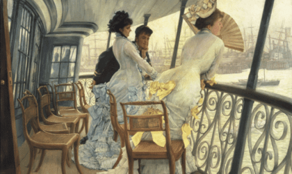 James Tissot and his
